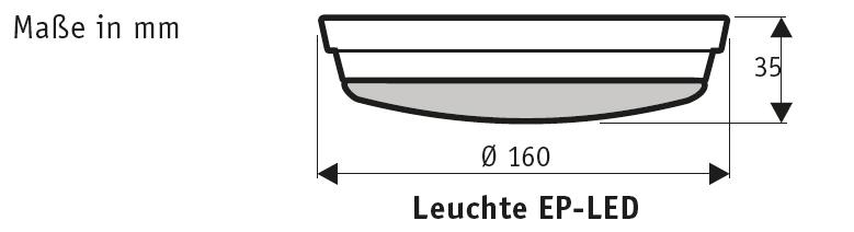 Masse-Leuchte-EP-LED