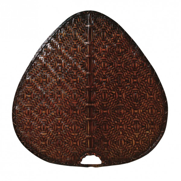 Flügelsatz Bambus antik Ø 132