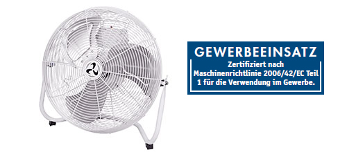 Bodenventilator-Floor2Protect-IP44-SL-DE