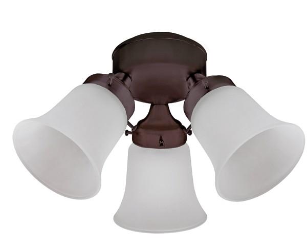3 Light Flush Mount MA