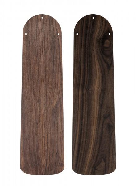 Austauschflügelsatz Nussbaum/Nussbaum dunkel 132