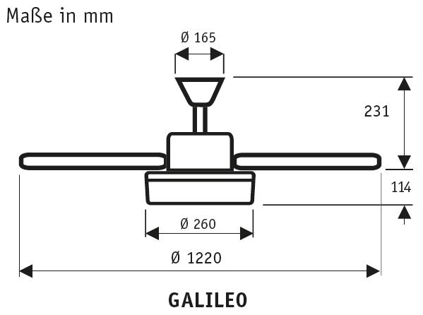 Masse-Galileo