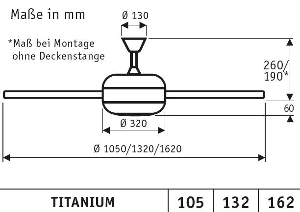 Masse-Titanium