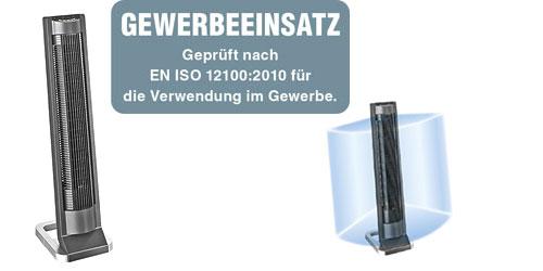 Towerventilator / Säulenventilator Airos Pin II