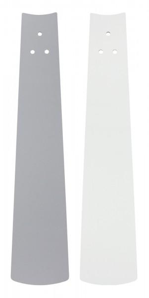 Flügel Weiß/Lichtgrau 132