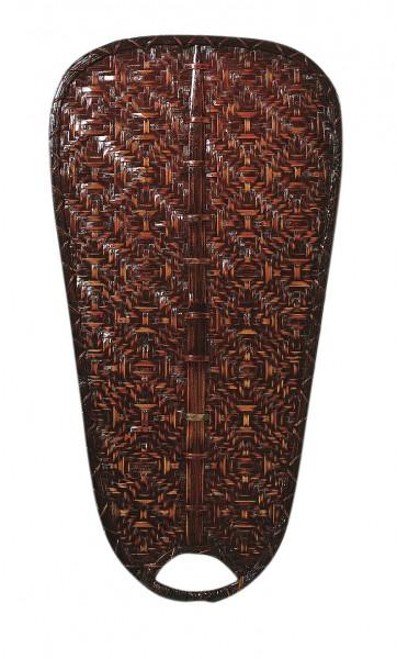 Flügelsatz Bambus antik Paddel 132