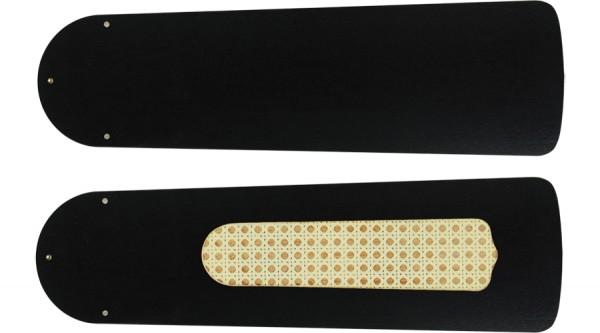 Austauschflügelsatz Lack schwarz 103