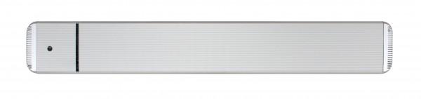 CasaTherm Heatpanel HOTTOP/D 2400W silber + FB + Schalter