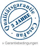 3-Jahre-CasaFan-Qualitätsgarantie