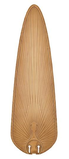 Flügelsatz PVC Palmblatt natur 132