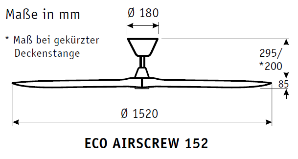 Masse-Eco-Airscrew