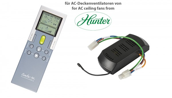 FB-FNK Advanced Temp.-Steuerung (Handsender + Empfänger) Hunter
