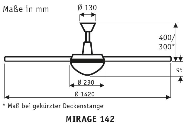 Masse-Mirage