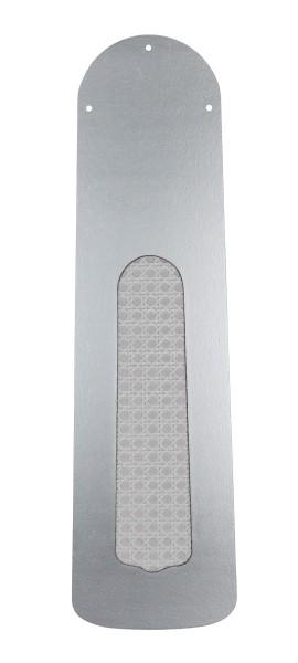 Austauschflügelsatz Lack silbergrau 132