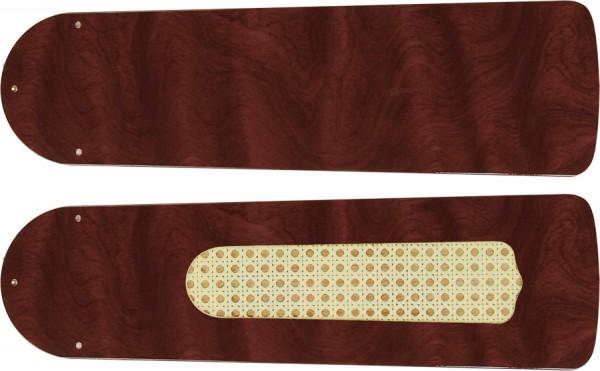 Austauschflügelsatz Rosenholz glänz. 132