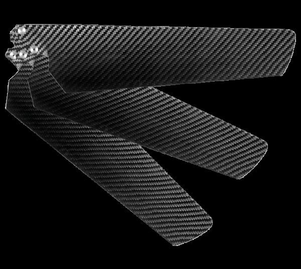Flügel 160 Carbon Black