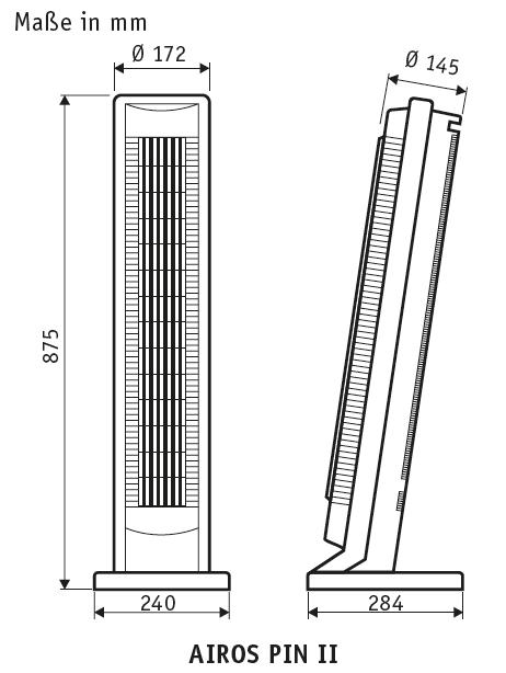 Masse-Airos-Pin-II