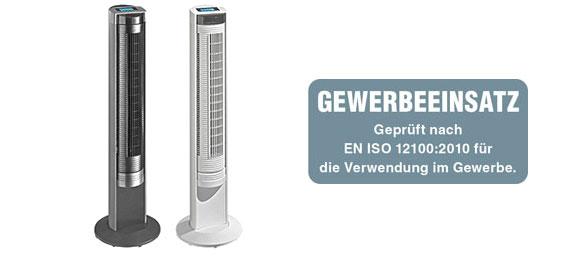 Towerventilator / Säulenventilator Airos Big Pin II