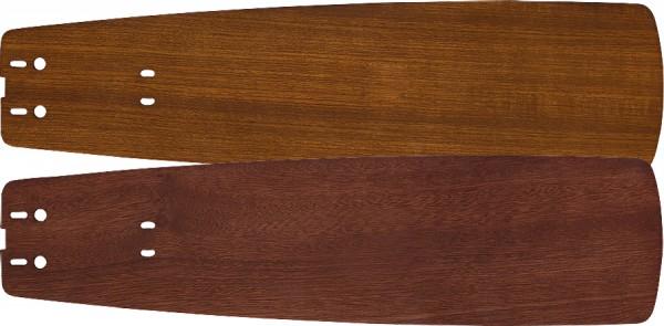 Flügelsatz Teak/ Mahagoni 132