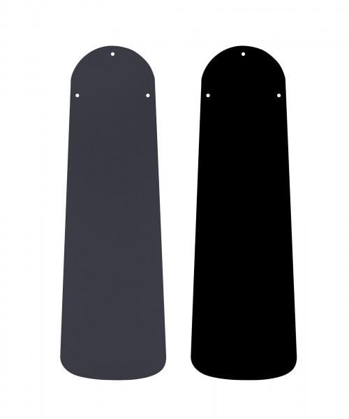 Austauschflügelsatz Lack schwarz/graphit 103