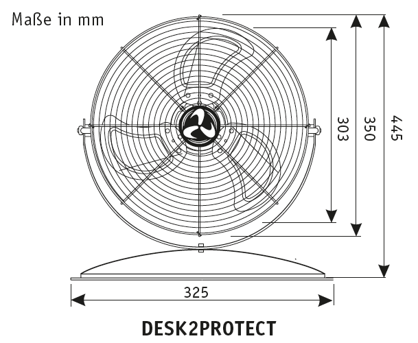 Masse-Desk2Protect