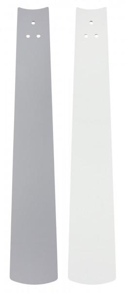 Flügel Weiß/Lichtgrau 180